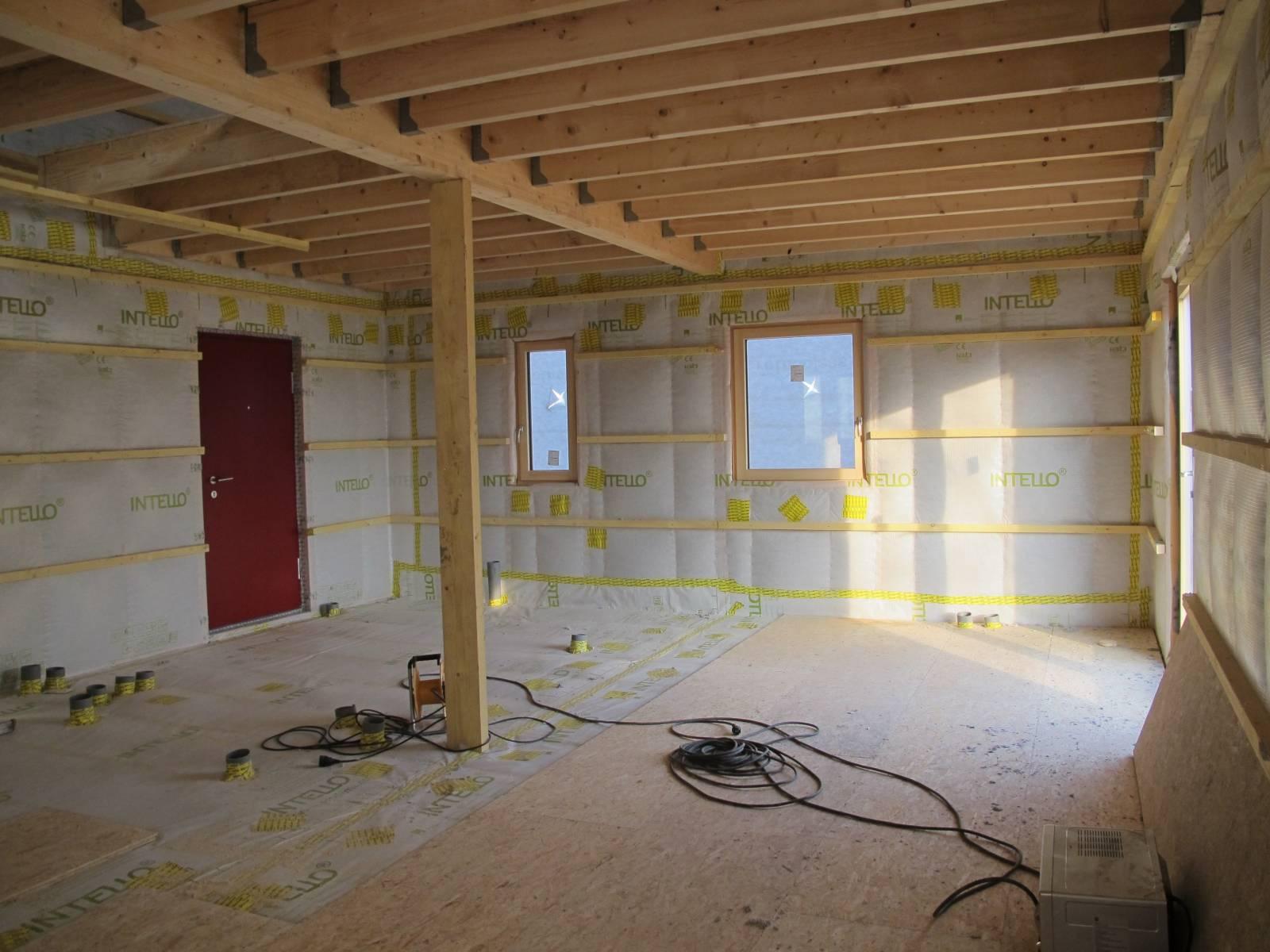 isolation maison neuve avie home. Black Bedroom Furniture Sets. Home Design Ideas
